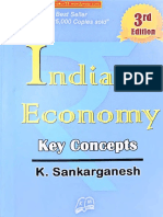 Sankarganesh - Indian Economy - Key Concepts.pdf