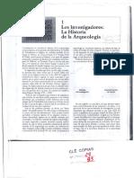 RENFREW, C. _ BAHN, P. Cap. 1 - Los investigadores - la historia de la arqueología.pdf