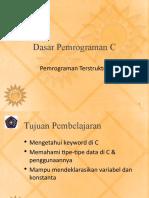 Bab 02_dasar Pemrograman C