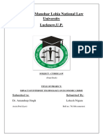 cyber law project lokesh nigam.docx