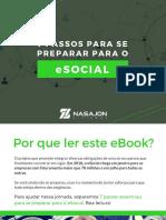 eBook 7 Passos Para Se Preparar Para o ESocial