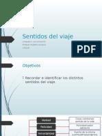 Sentidos Del Viaje (Aplicación)