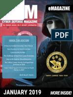 Cyber Defense Magazine - January 2019 @HackersUnited.pdf