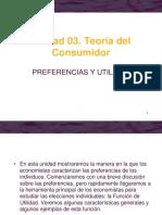 Unidad 03. Teoría del Consumidor. Preferencias y Utilidad.ppt