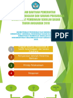 Paparan Bantuan Pemerintah 2018