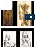 Ejemplos del Cubismo