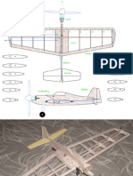 Planos de Aeromodelo VC