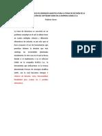 APLICACIÓN DEL PROCESO DE JERARQUÍA ANALÍTICA PARA LA TOMA DE DECISIÓN DE LA IMPLEMENTACIÓN DEL SOFTWARE SOMA EN LA EMPRESA SEARCA S.docx