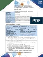 Guía de actividades y rúbrica de evaluación - Fase 2 - Diseño - Crear el Guión y la maquetación para un OVI