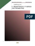 CHAPTER VI. F III.  CORRIENTE, RESISTENCIA Y FEM.pdf