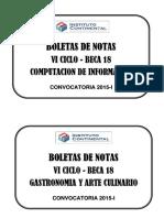 BOLETAS DE NOTAS CONVOCATORIA 2015.docx