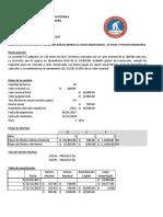 Ejemplo de Instrumento Financiero Básico (Bono) a Costo Amortizado - Activos y Pasivos Financieros