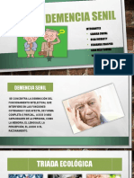 Demencia senil