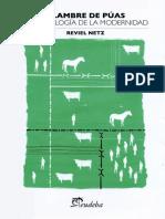 Alambre de púas Una ecología de la modernidad- Netz.pdf