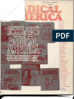 Radical America - Vol 16 No 3 - 1982 - May June
