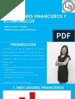 Parte 2 -Indicadores Financieros y Economicos