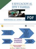 Educacion Al Paciente - 2018