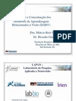 Aula 1 Ricardo Guimaraes Intro Fundacao Hospital de Olhos Curso Professores Dislexia de Leitura