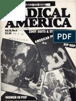 Radical America - Vol 18 No 6 - 1984 - November December