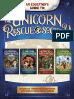 Unicorn Rescue Society - Educators Guide
