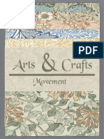 Booklet Design Art and Craft