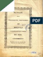 MENSAJE DEL PRESIDENTE PROVISORIO JOSE MIGUEL VELASCO A A LA REPRESENTACION NACIONAL 2.pdf