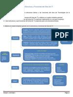 Estructura y Funciones del Área de TI