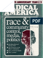 Radical America - Vol 20 No 5 - 1987 - September October