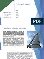 Sistemas Radiantes1 Fm