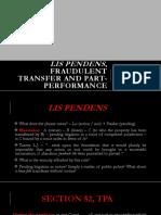 9_Lis Pendens_Fraudulent Transfer and Part Performance.pdf