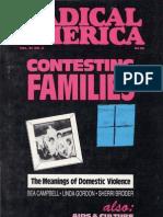 Radical America - Vol 21 No 4 - 1988 - July August