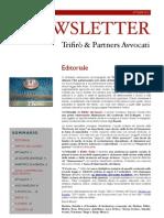 Newsletter T&P N°41