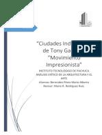 Ciudades Industriales de Tony Garnier.docx