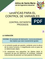 7 Gráficas Para El Control de Variables