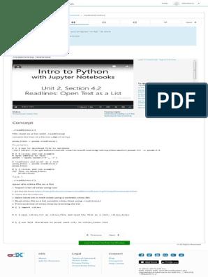 _readlines() Method _ File  Readlines() and  Close() Methods