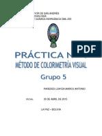Método de Colorimetría Visual.docx