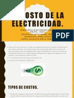 El Costo de La Electircidad