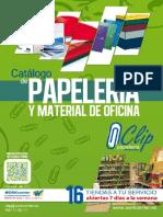 Catalogo Clip Workcenter