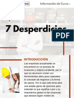 Curso 7 Desperdicios