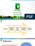 comunicacion geronto power  point