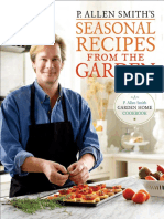 Recipes from P. Allen Smith's Seasonal Recipes from the Garden by P. Allen Smith