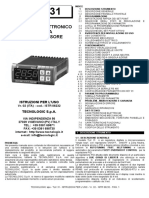 Manual Del Controlador de Temp de DY