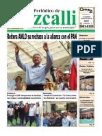 Periodico de Izcalli,  Ed. 620, Octubre 2010