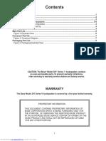Bose 301 Series v Service Manual
