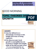 Seminar- Theories of Growth 1