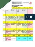 Agenda de Marzo (1)