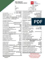 TDOT Ooltewah-Georgetown Rd Overpass Inspection Report - July 2018