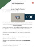 60 Livros de poker em português - Livros de Poker.pdf