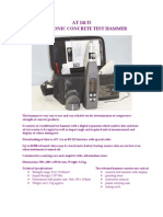 Electronic Hammer Catalogue