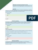 Curso Ministério do Desenvolvimento Social  MROSC.docx